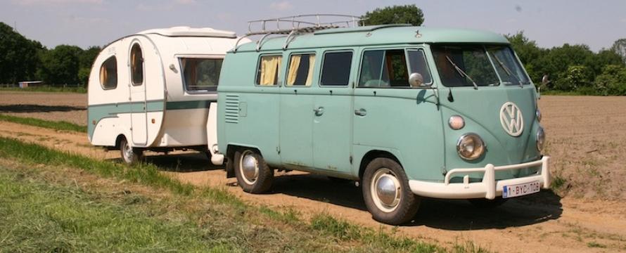 VW Westfalia SO33 1963